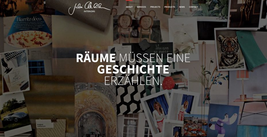 Julia Aulenbacher - Interiors +++ Hello 0