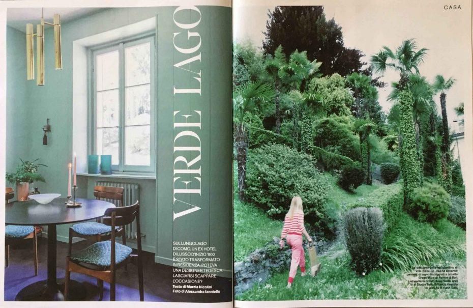 Julia Aulenbacher - Interiors +++ d la republica italia 2