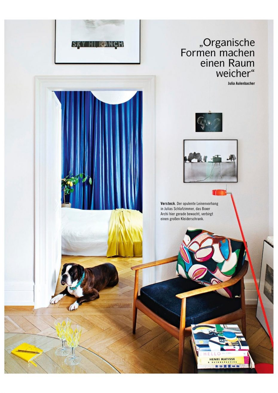 Julia Aulenbacher - Interiors +++ zu Hause wohnen 3